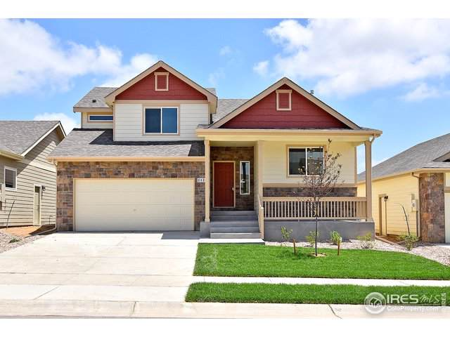 1573 Driftline Dr, Severance, CO 80550 (#901740) :: The Margolis Team