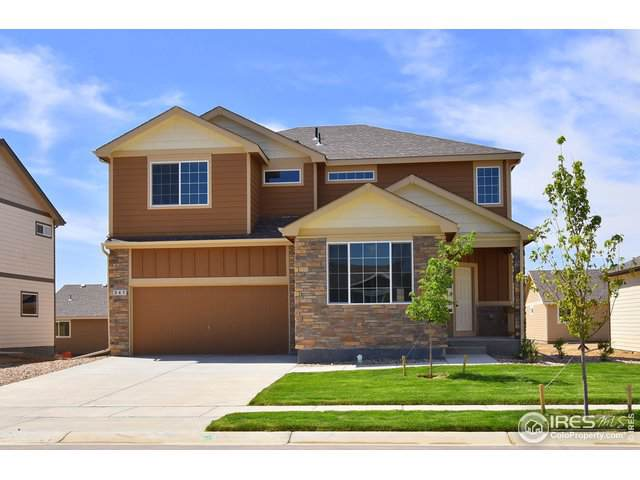 1521 Wavecrest Dr, Severance, CO 80550 (#901743) :: The Margolis Team