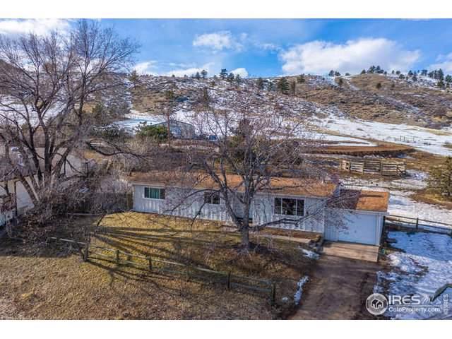 817 Butternut Ct, Bellvue, CO 80512 (MLS #901768) :: 8z Real Estate
