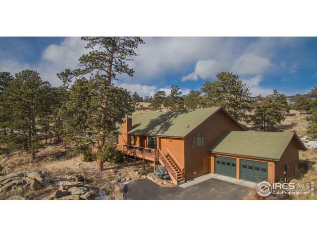 667 Cedar Ridge Cir, Estes Park, CO 80517 (MLS #901771) :: Colorado Home Finder Realty