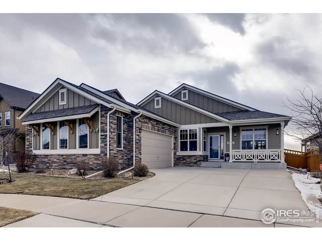 2821 Saratoga Trl, Frederick, CO 80516 (MLS #901774) :: Colorado Home Finder Realty