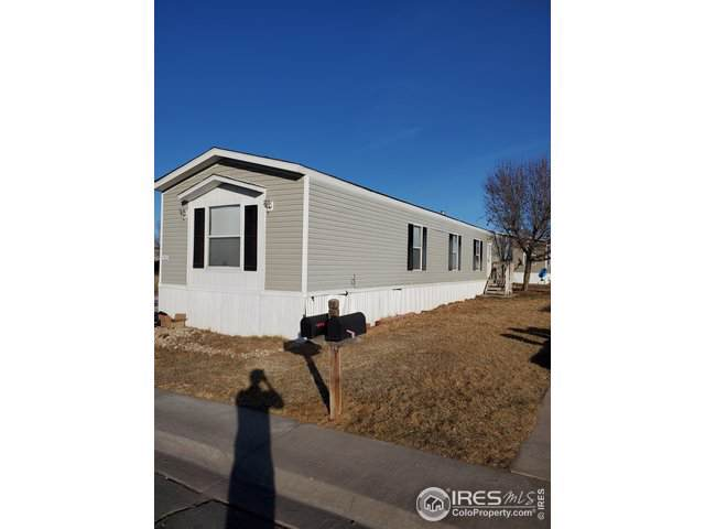 435 N 35th Ave #254, Greeley, CO 80631 (MLS #901778) :: 8z Real Estate