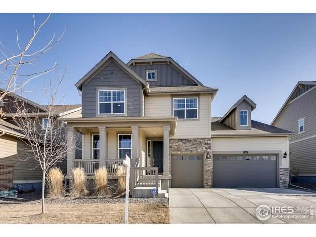 913 Carbonate Ln, Erie, CO 80516 (MLS #901788) :: 8z Real Estate