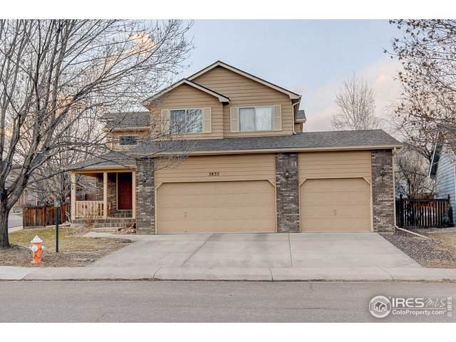3835 Jefferson Dr, Loveland, CO 80538 (MLS #901791) :: 8z Real Estate