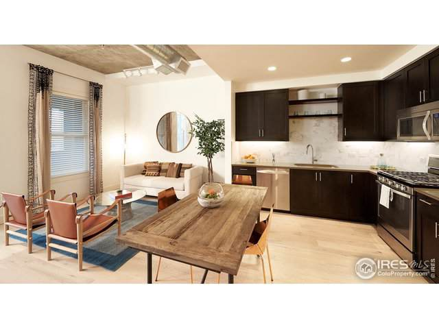 3401 Arapahoe Ave #209, Boulder, CO 80303 (MLS #901810) :: Hub Real Estate