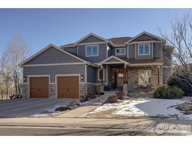 1502 Stardance Cir, Longmont, CO 80504 (MLS #901825) :: 8z Real Estate