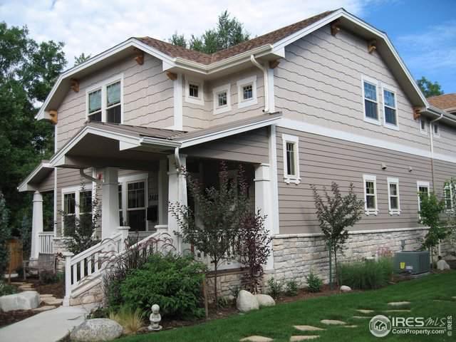 2481 Mapleton Ave, Boulder, CO 80304 (MLS #901829) :: Jenn Porter Group