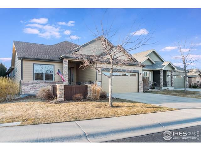 2915 Purgatory Creek Dr, Loveland, CO 80538 (MLS #901833) :: Colorado Real Estate : The Space Agency