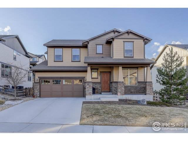 8371 Umber St, Arvada, CO 80007 (MLS #901847) :: 8z Real Estate