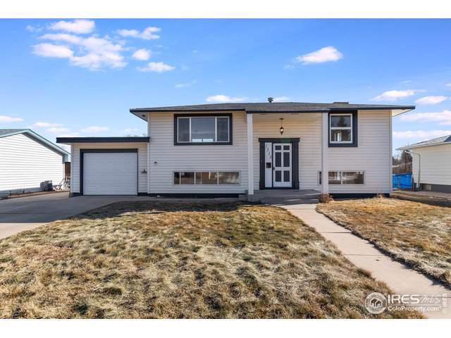 1518 29th Ave Ct, Greeley, CO 80634 (MLS #901852) :: Jenn Porter Group