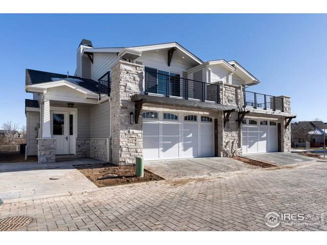 910 Hill Pond Rd #17, Fort Collins, CO 80526 (MLS #901854) :: RE/MAX Alliance