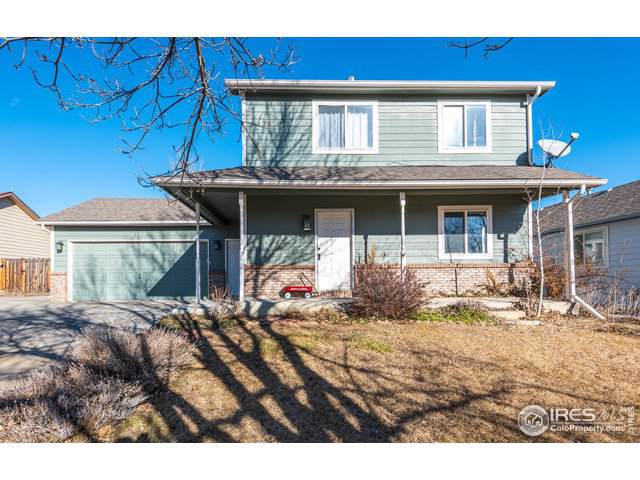 2515 W 44th St, Loveland, CO 80538 (MLS #901860) :: Bliss Realty Group