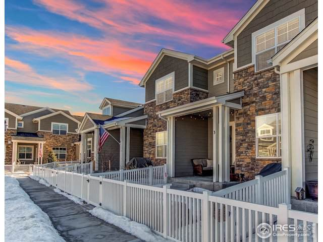 2157 Montauk Ln #3, Windsor, CO 80550 (MLS #901863) :: Colorado Real Estate : The Space Agency