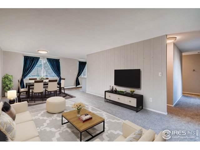 745 Thomas Dr #17, Boulder, CO 80303 (MLS #901868) :: Colorado Home Finder Realty