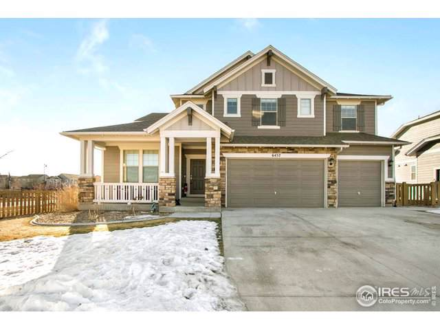 6457 Tuxedo Park Rd, Timnath, CO 80547 (MLS #901873) :: 8z Real Estate