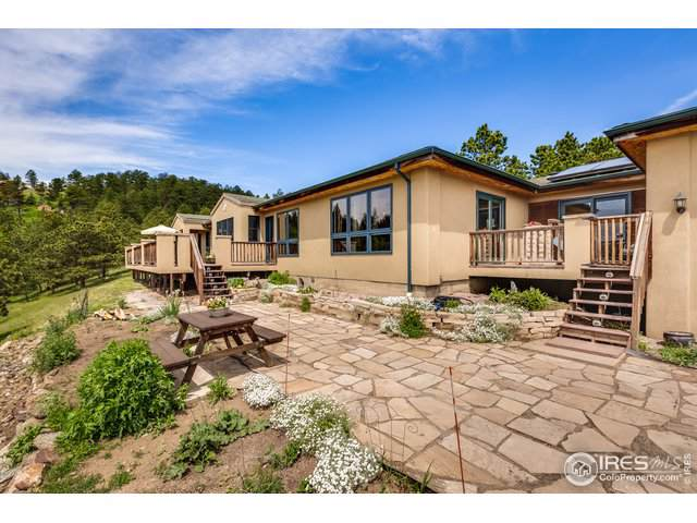 240 Dixon Rd, Boulder, CO 80302 (#901887) :: The Peak Properties Group