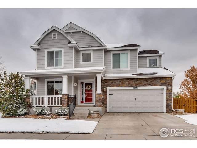 12531 E 105th Ave, Commerce City, CO 80022 (MLS #901893) :: J2 Real Estate Group at Remax Alliance