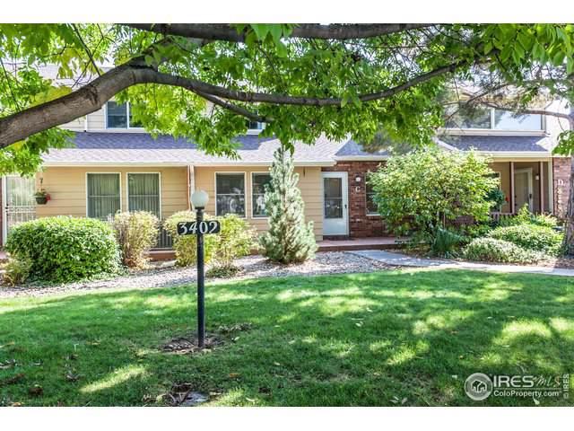 3402 Seneca St C, Fort Collins, CO 80526 (MLS #901913) :: 8z Real Estate