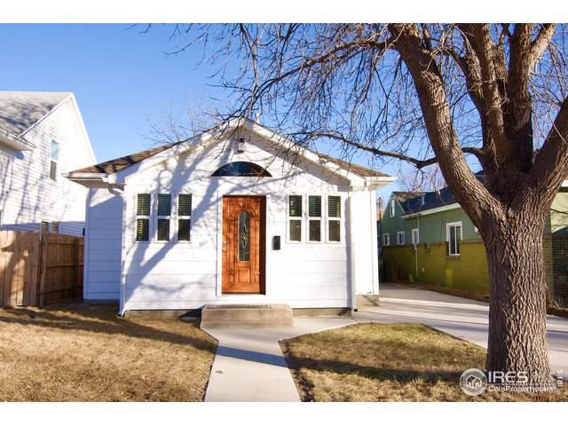 406 N 2nd Ave, Sterling, CO 80751 (MLS #901920) :: 8z Real Estate