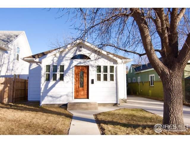 406 N 2nd Ave, Sterling, CO 80751 (MLS #901920) :: Jenn Porter Group