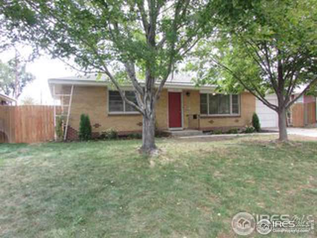 1028 30th Ave Ct, Greeley, CO 80634 (MLS #901947) :: Jenn Porter Group