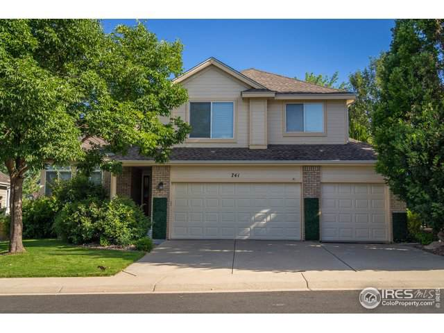 741 Saint Andrews Ln, Louisville, CO 80027 (#901953) :: The Griffith Home Team