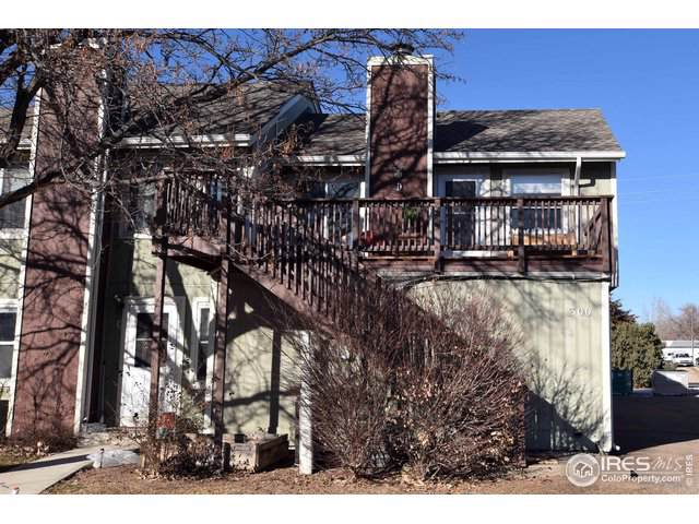 300 Sundance Cir D-104, Fort Collins, CO 80524 (MLS #901954) :: Keller Williams Realty