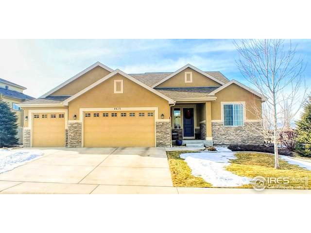 4615 Pompano Dr, Windsor, CO 80550 (MLS #901970) :: Colorado Real Estate : The Space Agency