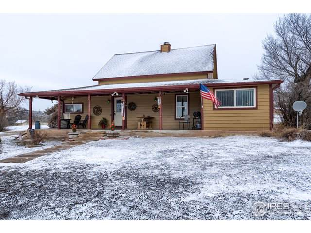 9238 Buckhorn Rd, Loveland, CO 80538 (MLS #901971) :: Hub Real Estate