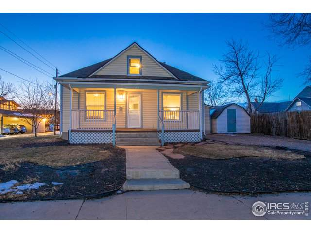 515 10th Ave, Greeley, CO 80631 (MLS #901973) :: Jenn Porter Group