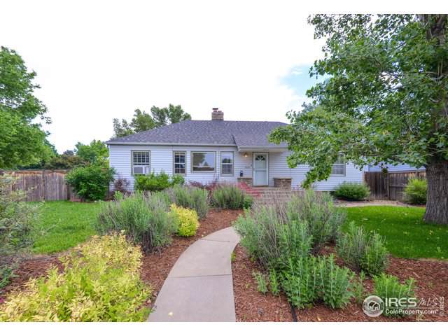 500 S Washington Ave, Fort Collins, CO 80521 (MLS #901974) :: Keller Williams Realty
