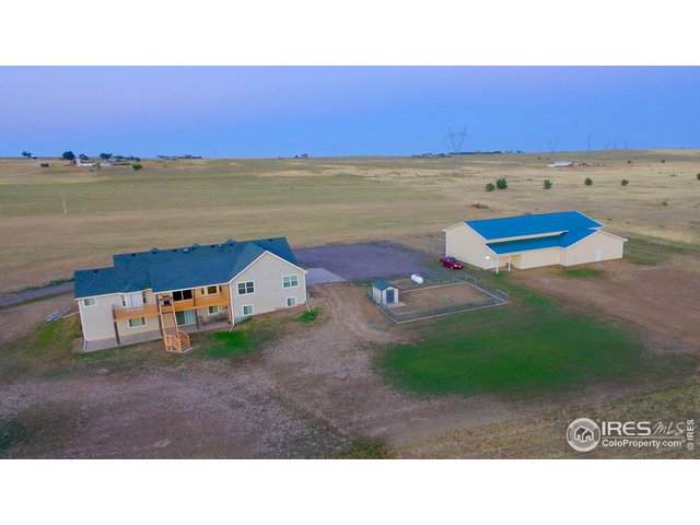 46702 County Road 17, Wellington, CO 80549 (MLS #901980) :: 8z Real Estate