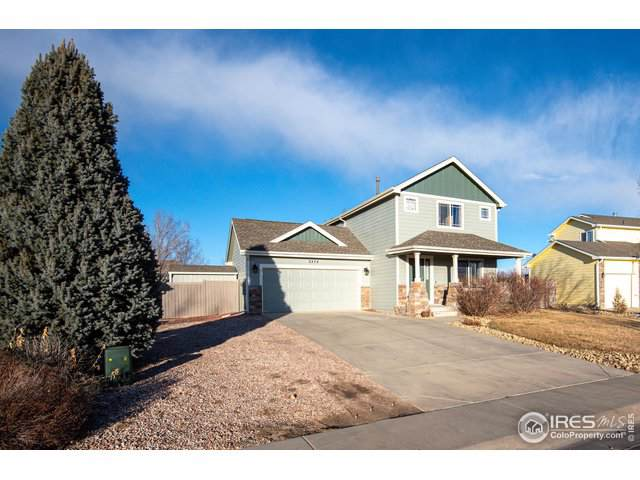3374 White Buffalo Dr, Wellington, CO 80549 (MLS #901984) :: J2 Real Estate Group at Remax Alliance