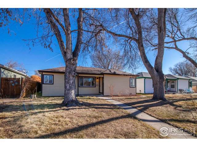 2040 Ingalls St, Edgewater, CO 80214 (MLS #901990) :: Bliss Realty Group