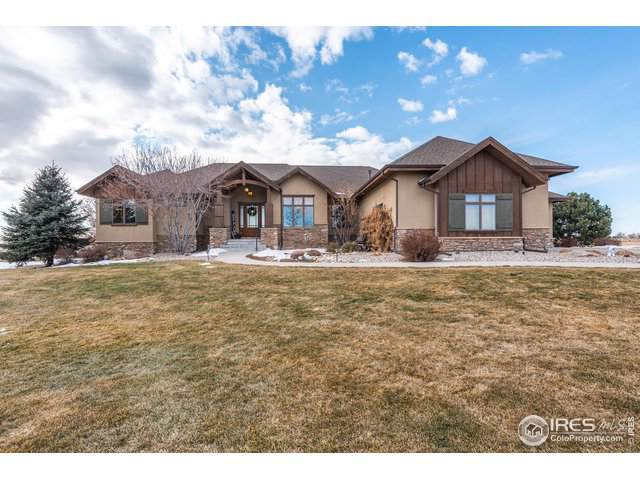 16506 Highway 392, Greeley, CO 80631 (MLS #901996) :: Colorado Home Finder Realty