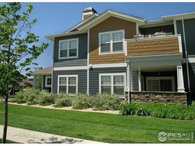 2126 Owens Ave #201, Fort Collins, CO 80528 (MLS #902001) :: Hub Real Estate