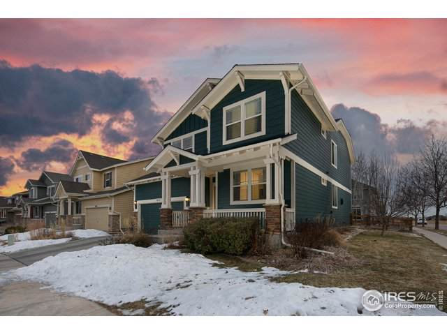3621 Little Dipper Dr, Fort Collins, CO 80528 (MLS #902010) :: Colorado Home Finder Realty