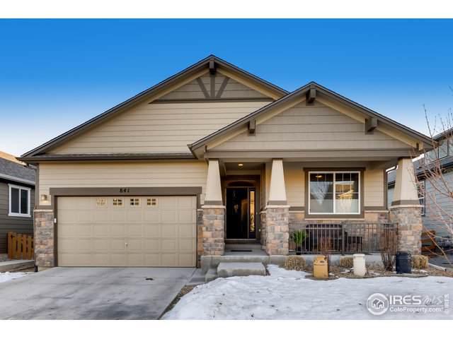 841 Brookedge Dr, Fort Collins, CO 80525 (MLS #902014) :: Kittle Real Estate
