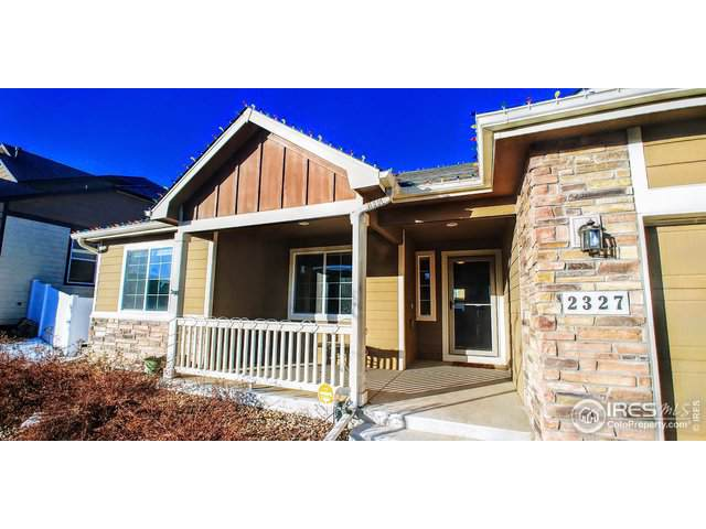 2327 74th Ave, Greeley, CO 80634 (MLS #902034) :: Jenn Porter Group