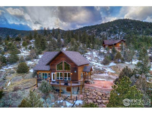 47 Choctaw Rd, Lyons, CO 80540 (MLS #902063) :: Colorado Home Finder Realty