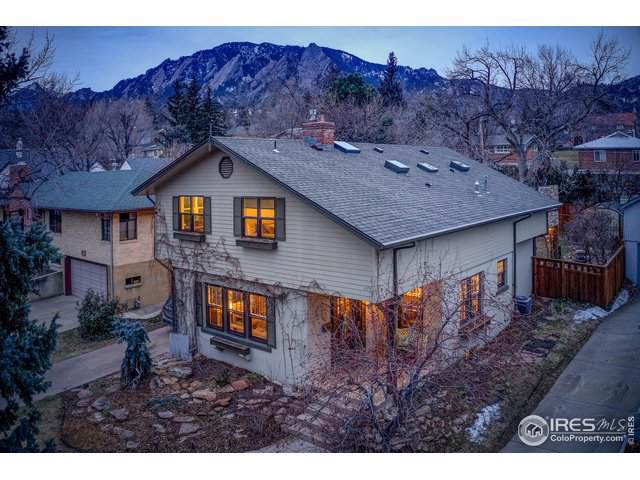 829 13th St, Boulder, CO 80302 (#902065) :: The Peak Properties Group