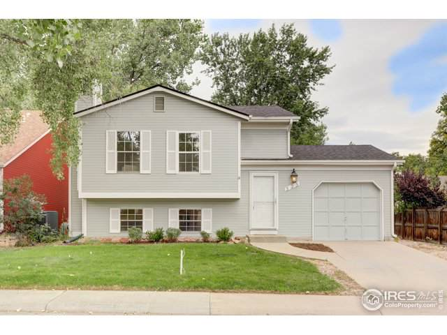 323 S Jefferson Ave, Louisville, CO 80027 (MLS #902068) :: Colorado Home Finder Realty