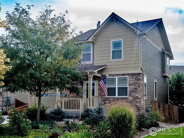 3409 Wagon Trail Rd, Fort Collins, CO 80524 (MLS #902071) :: Colorado Home Finder Realty
