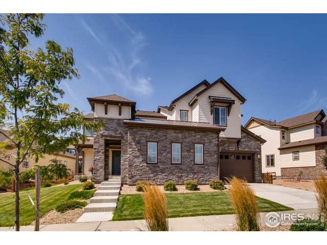 9485 Flattop St, Arvada, CO 80007 (#902077) :: James Crocker Team