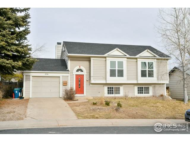 256 S Madison Ave, Louisville, CO 80027 (MLS #902081) :: 8z Real Estate