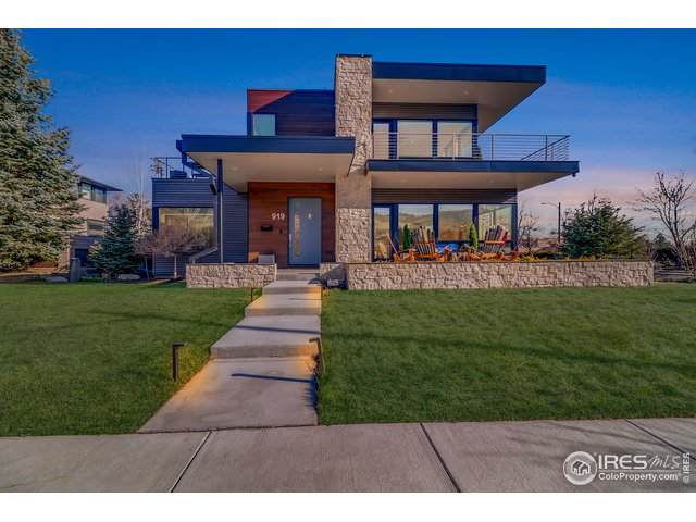 919 Balsam Ave, Boulder, CO 80304 (#902087) :: The Peak Properties Group
