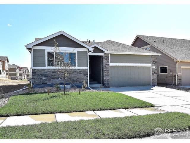 1541 Water Vista Ln, Severance, CO 80550 (MLS #902093) :: Colorado Real Estate : The Space Agency