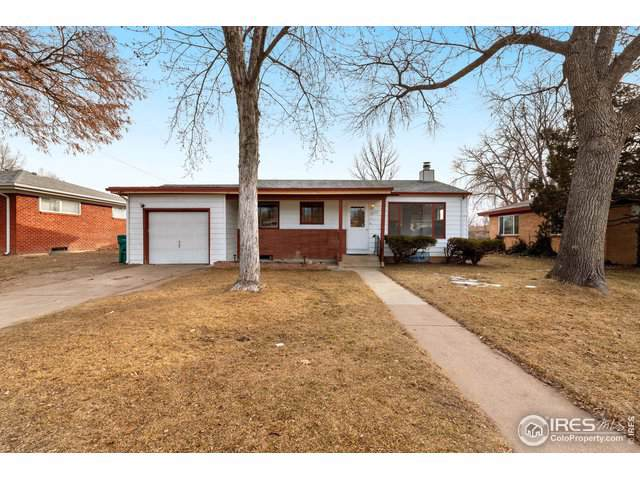 2512 13th Ave, Greeley, CO 80631 (MLS #902100) :: Colorado Real Estate : The Space Agency
