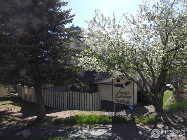1010 S Saint Vrain Ave #2, Estes Park, CO 80517 (MLS #902102) :: 8z Real Estate