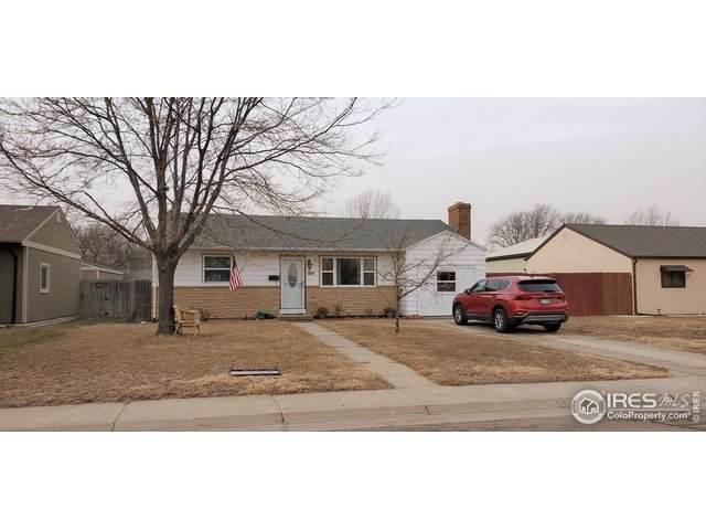 353 Plainview Ave, Sterling, CO 80751 (MLS #902107) :: Jenn Porter Group